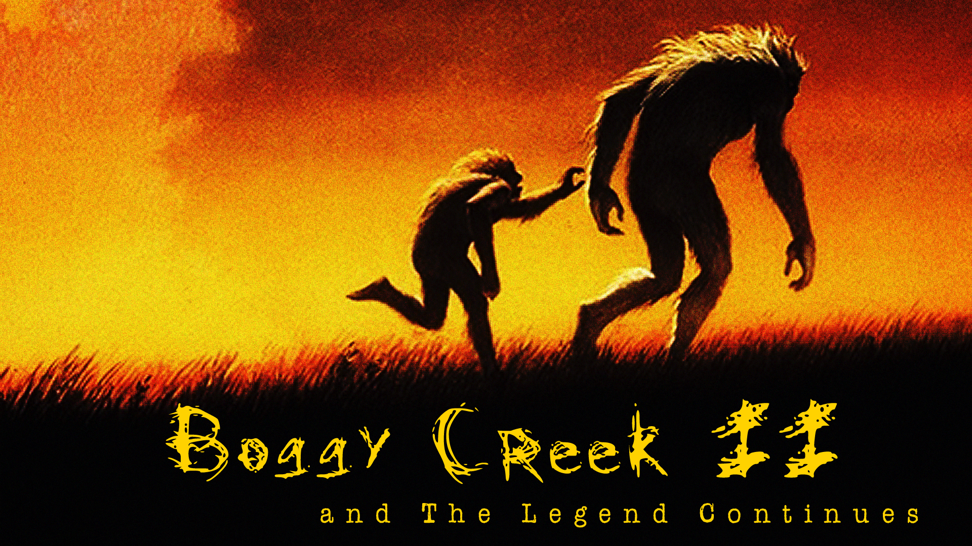 Boggy Creek II: And the Legend Continues (4K Restored)