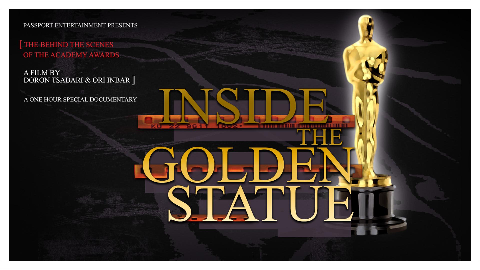 Inside the Golden Statue