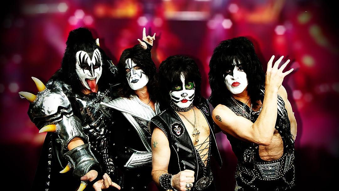Amazon Com Kiss Live In Vegas Paul Stanley Gene Simmons