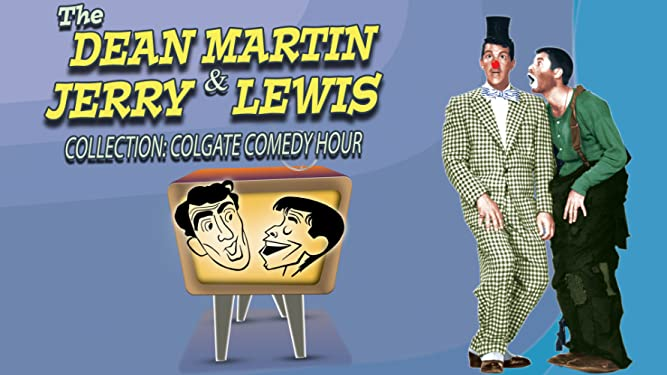 The Dean Martin and Jerry Lewis Collection: Colgate Comedy Hour