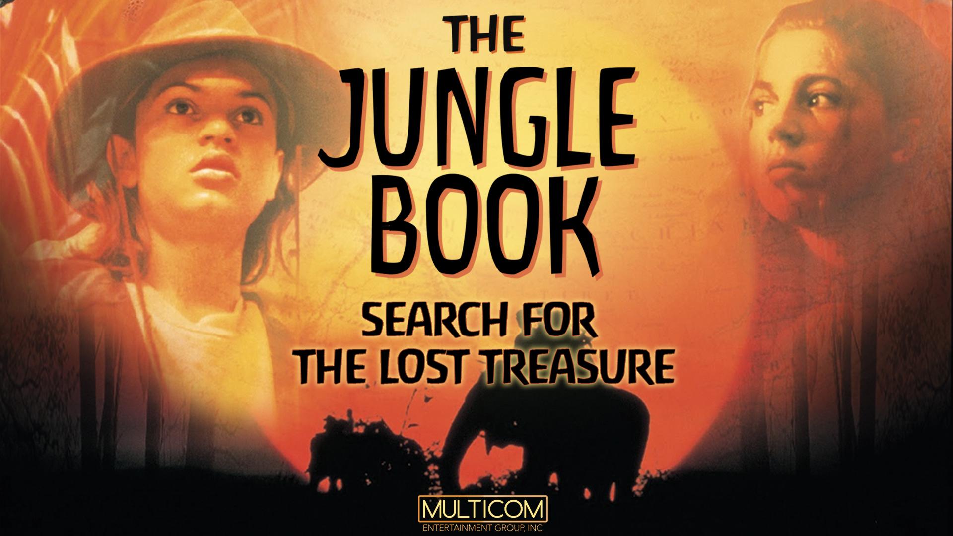 The Jungle Book: Search For The Lost Treasure