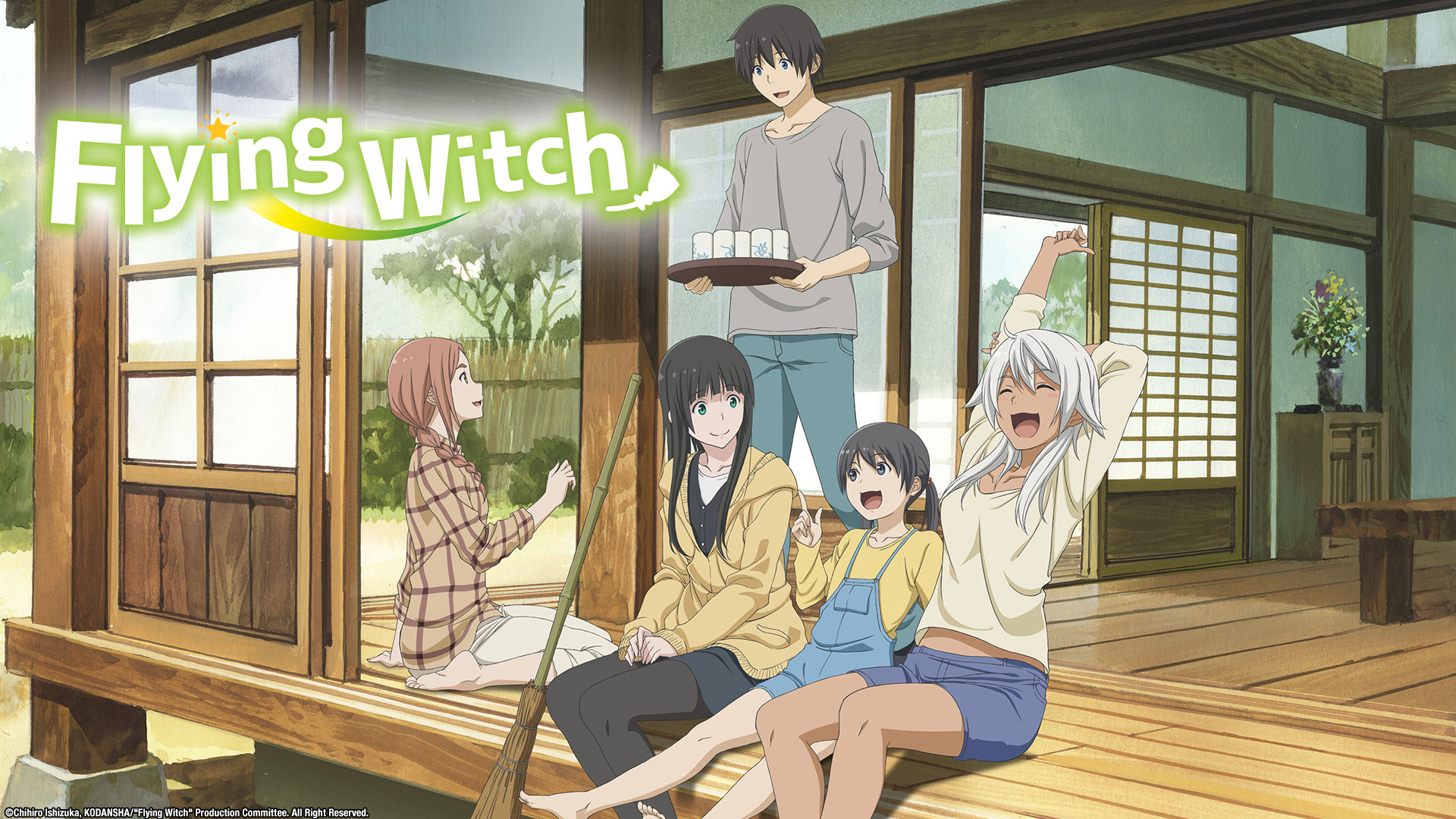 Watch Flying Witch (English Subtitled) | Prime Video