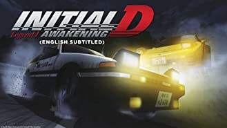Initial D Legend 1: Awakening (English Subtitled)
