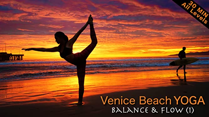 Watch Venice Beach Yoga - Balance & Flow (1) - All Levels ...