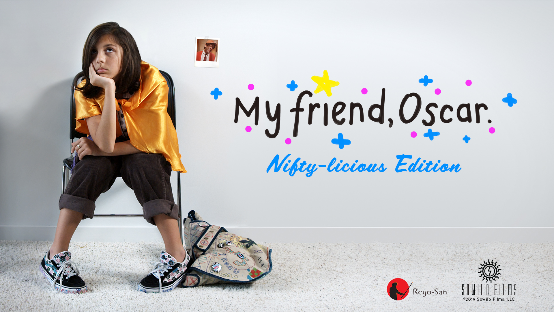My friend, Oscar.: Nifty-licious Edition!