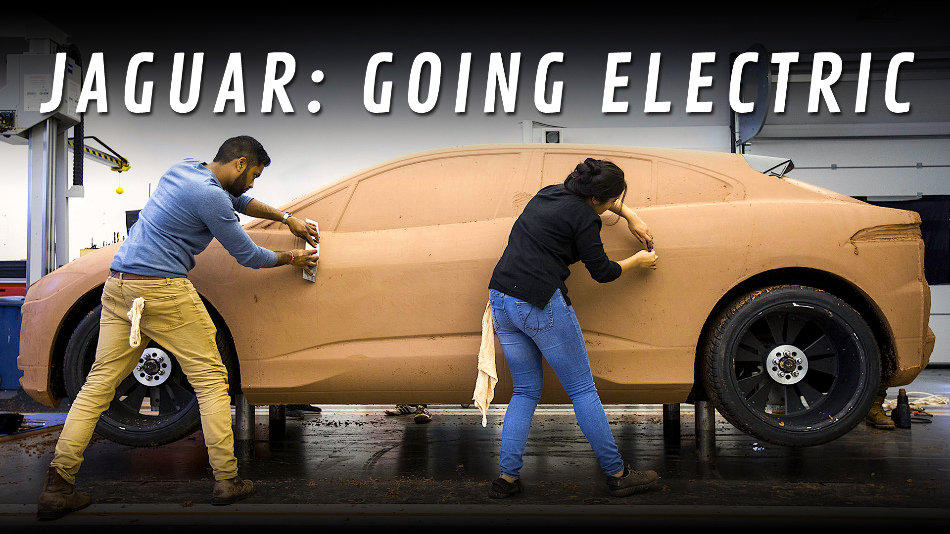 Jaguar: Going Electric
