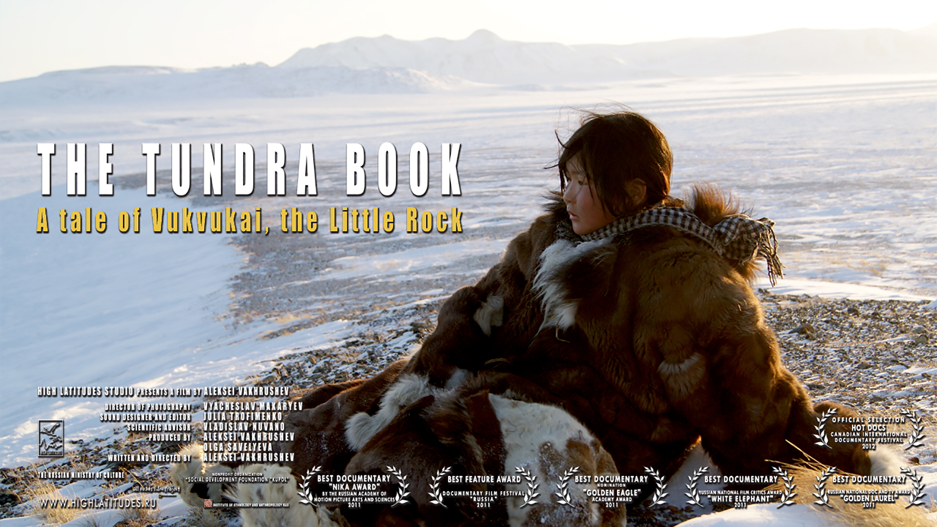 The Tundra Book