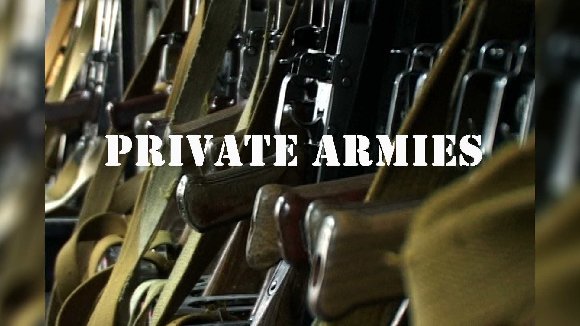 Private Armies