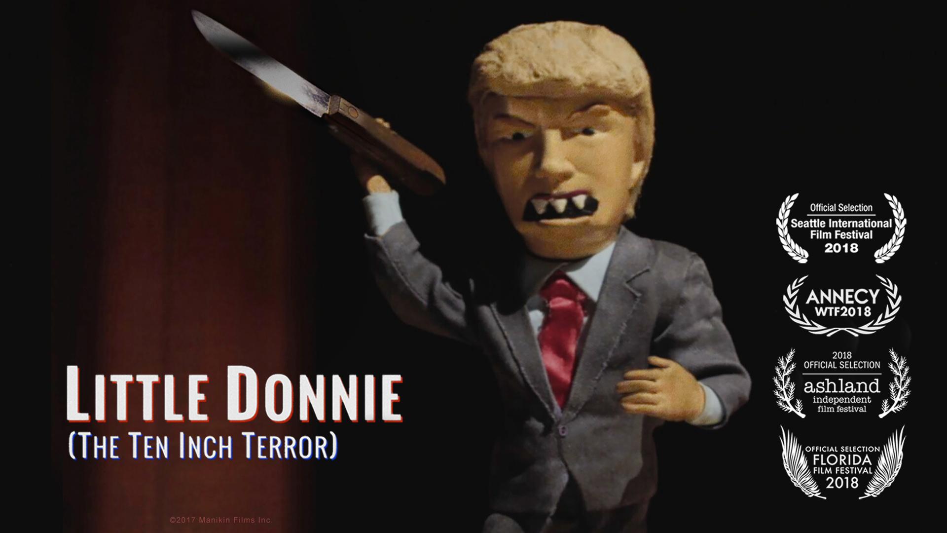 Little Donnie (The Ten Inch Terror)