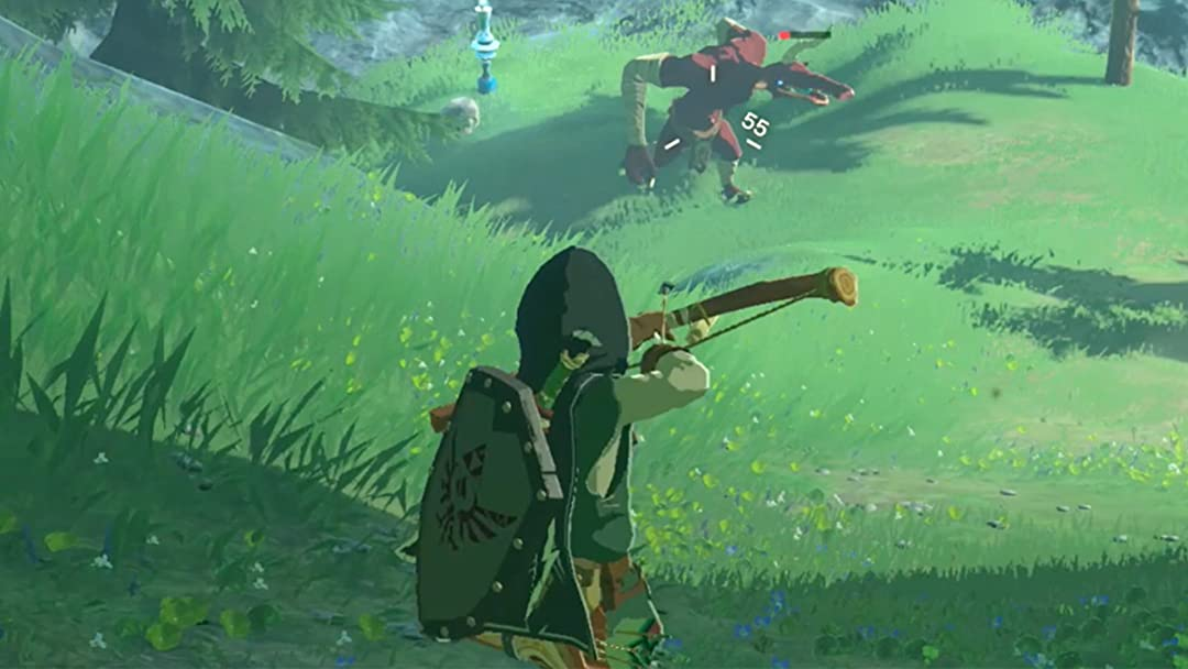 Watch Clip: The Legend of Zelda: Breath of the Wild Gameplay ...