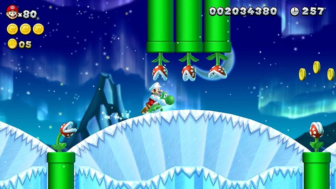 Amazon Com Watch Clip New Super Mario Bros U Gameplay Best Of