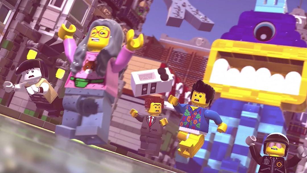 Watch Clip Lego Movie 2 Videogame Gameplay Zebra Gamer Prime Video