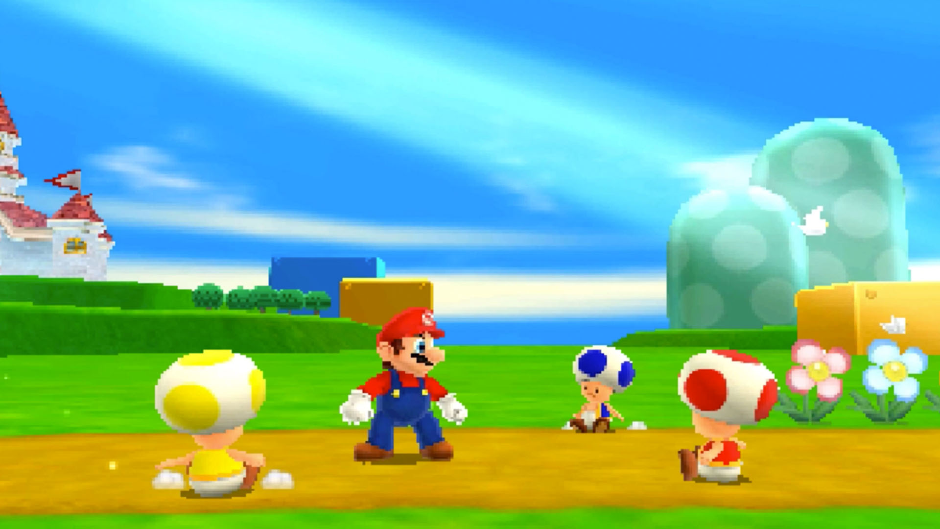 Watch Clip Super Mario 3d Land Gameplay Zebra Gamer Prime Video