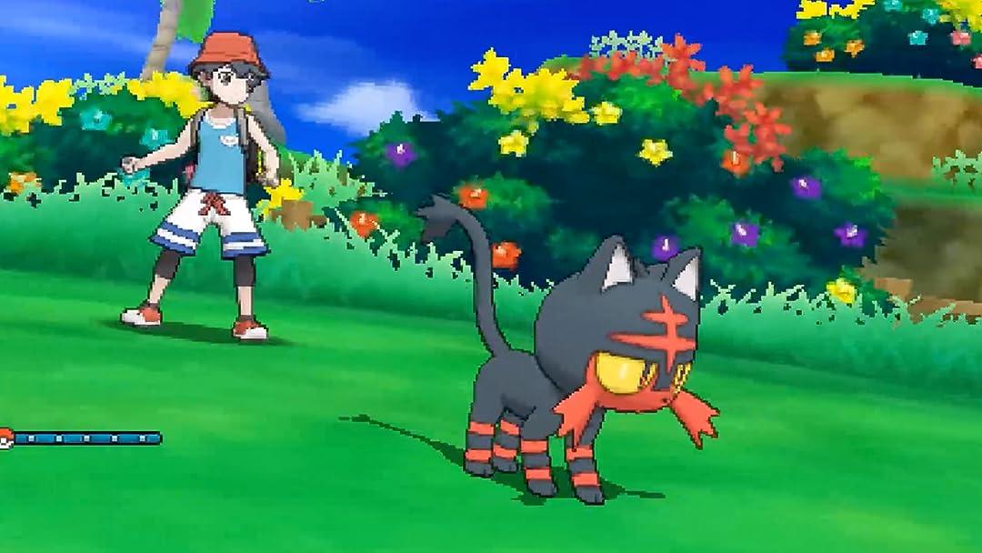 Watch Clip: Pokémon Ultra Sun Gameplay - Zebra Gamer | Prime