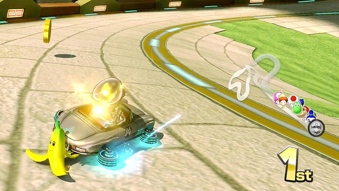 Amazon Com Watch Clip Mario Kart 8 Deluxe 200cc Cups Gameplay
