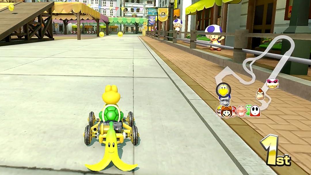 Amazon Com Watch Clip Mario Kart 8 Deluxe 150cc Cups Gameplay