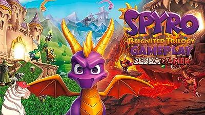 Clip: Spyro Reignited Trilogy Gameplay - Zebra Gamer