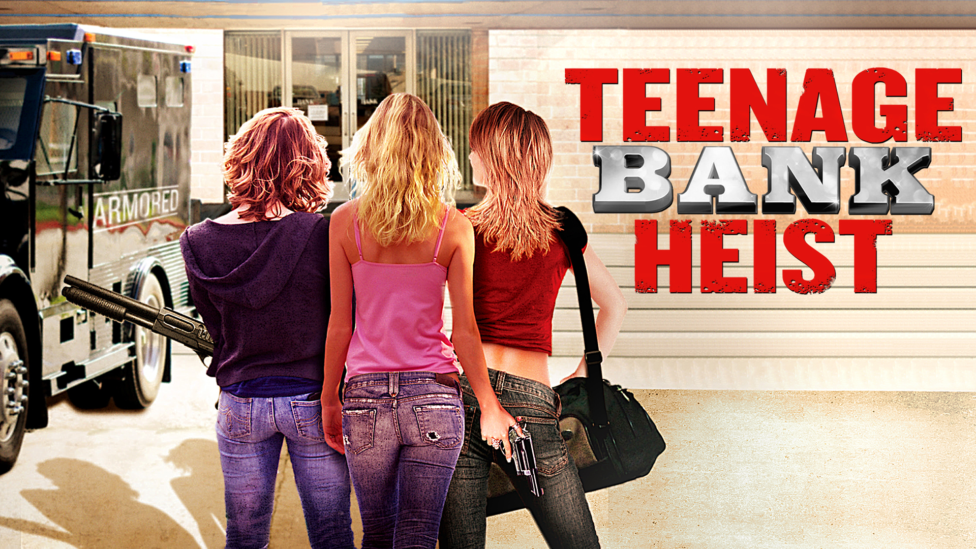 Teenage Bank Heist
