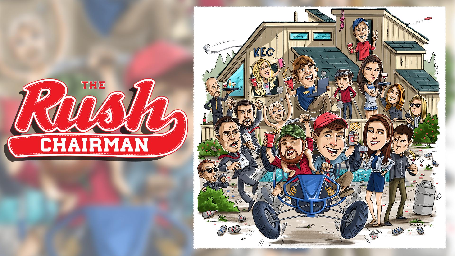 The Rush Chairman