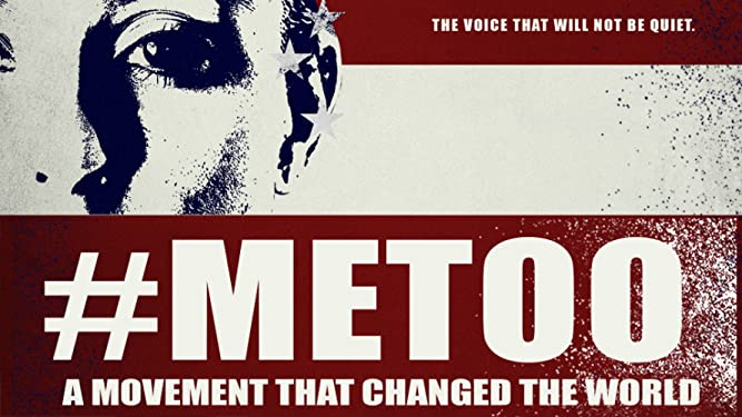 Watch #Metoo: A Movement That Changed the World cover image.