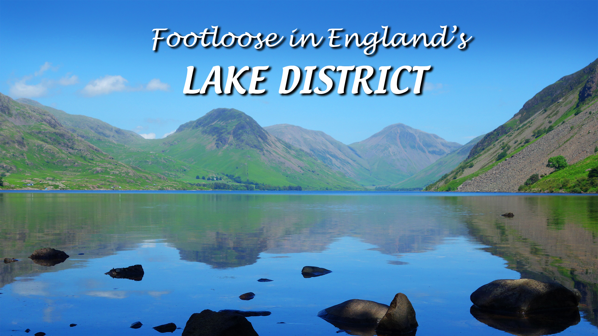 Footloose in England's Lake District