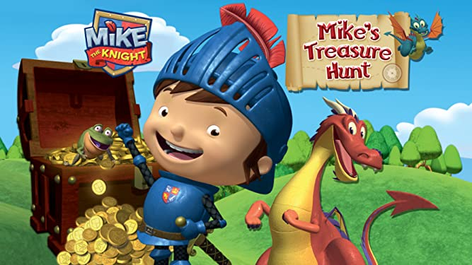 Mike the Knight: Mike's Treasure Hunt!