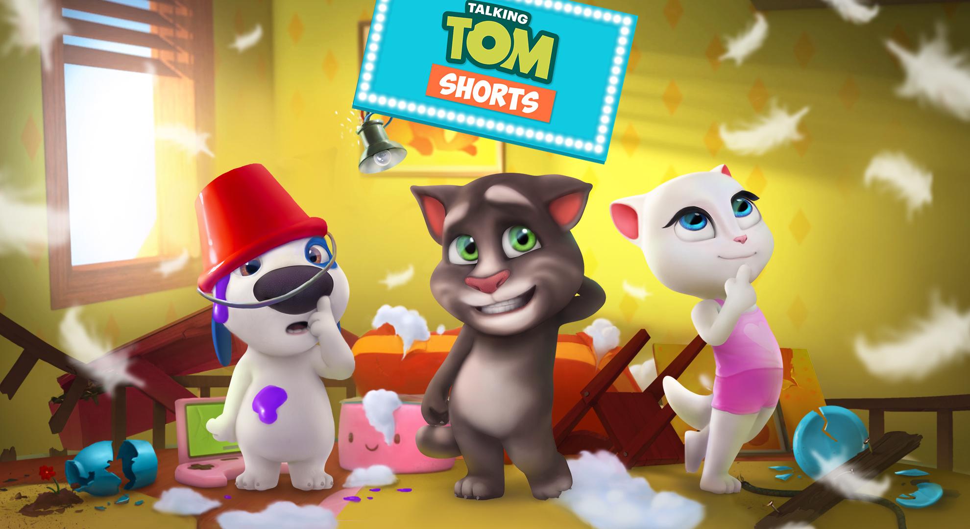 Amazon com: Watch Talking Tom Shorts   Prime Video