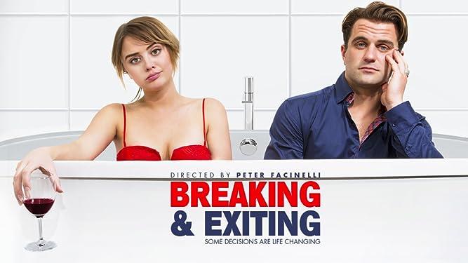 Amazon.com: Breaking & Exiting: Milo Gibson, Jordan Hinson, Adam ...