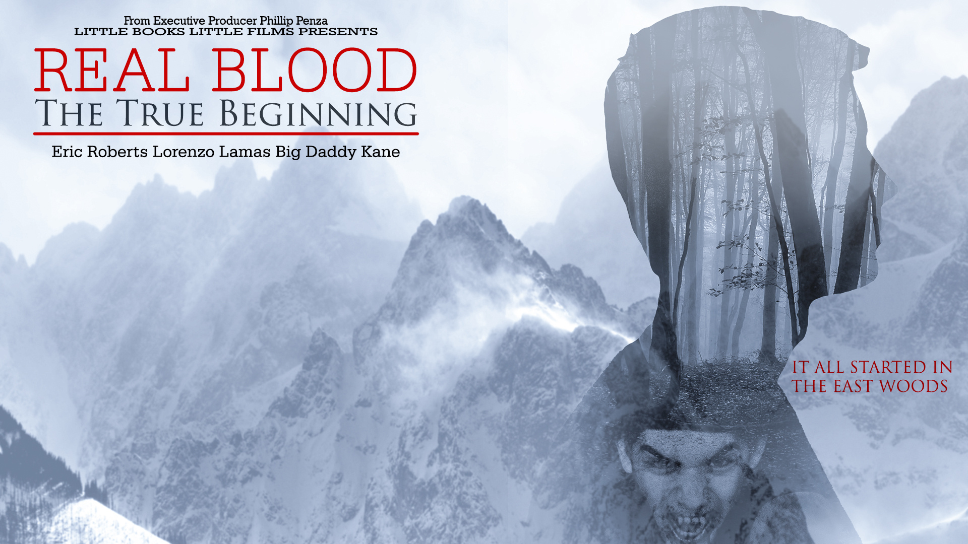 Real Blood the True Beginning