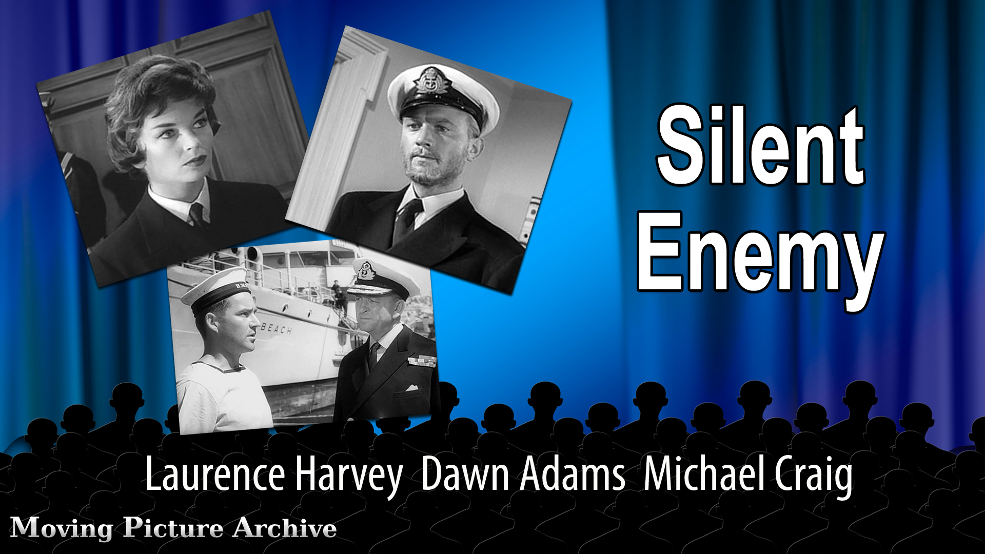 Silent Enemy, The - 1958