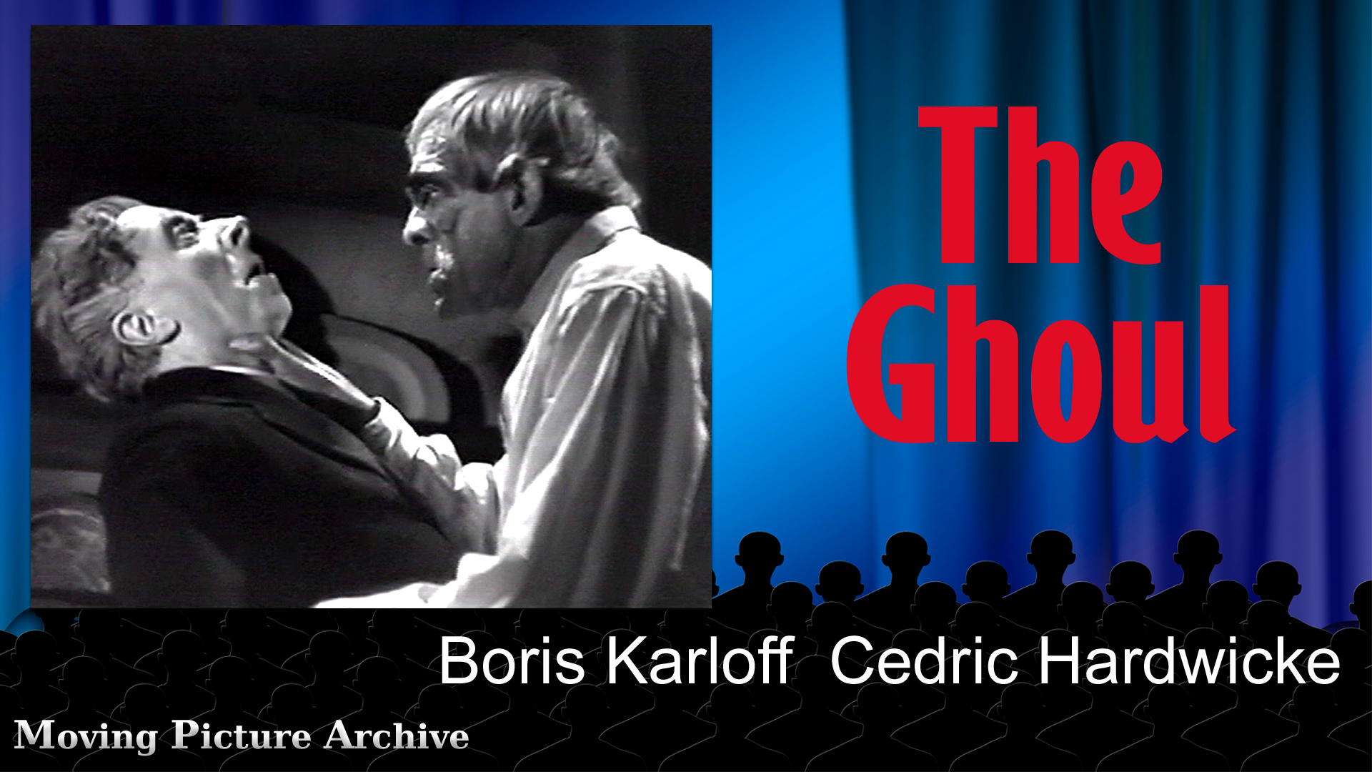 Ghoul, The - 1933