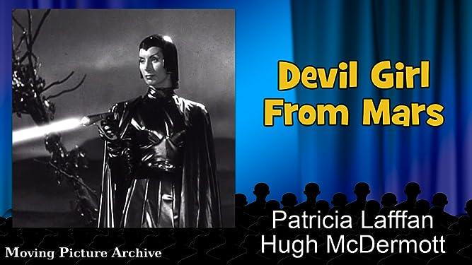 Devil Girl From Mars - 1954