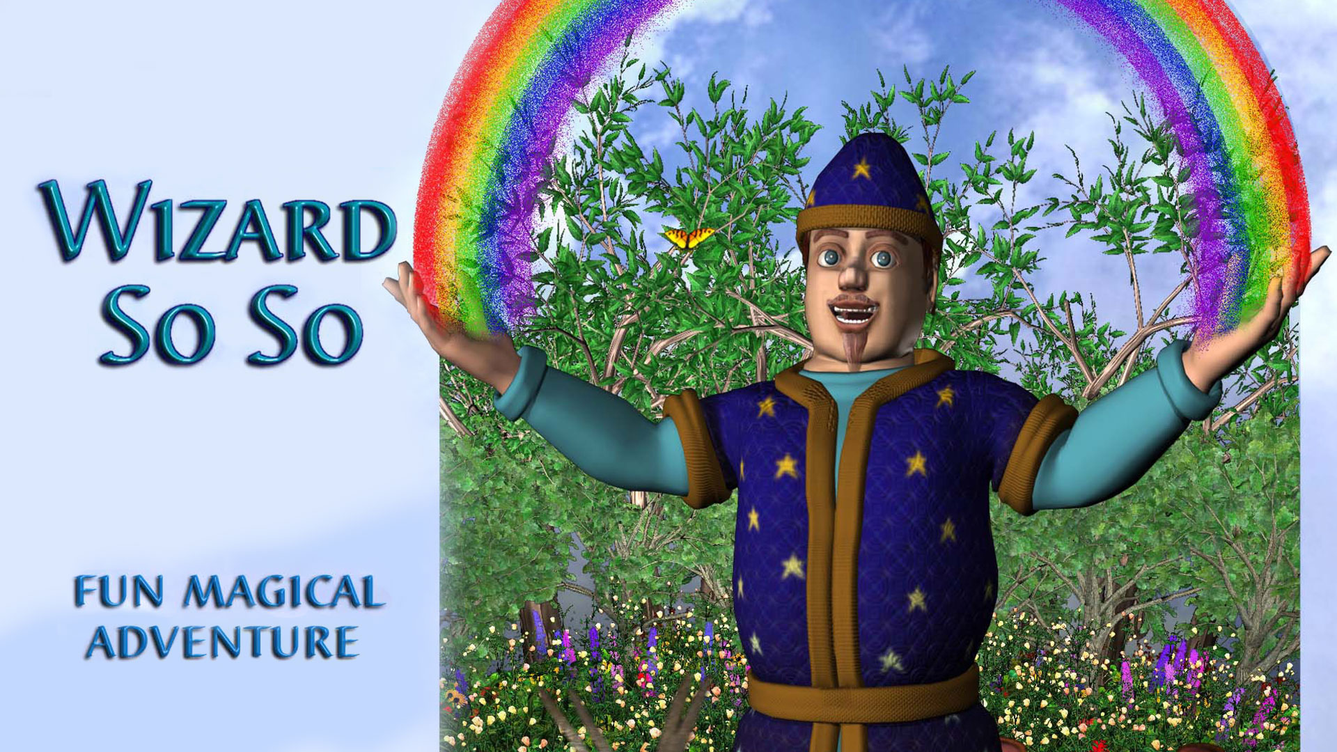Wizard So So: Fun Magical Adventure