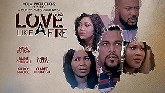 Love Like A Fire