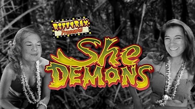 RiffTrax Presents: She Demons