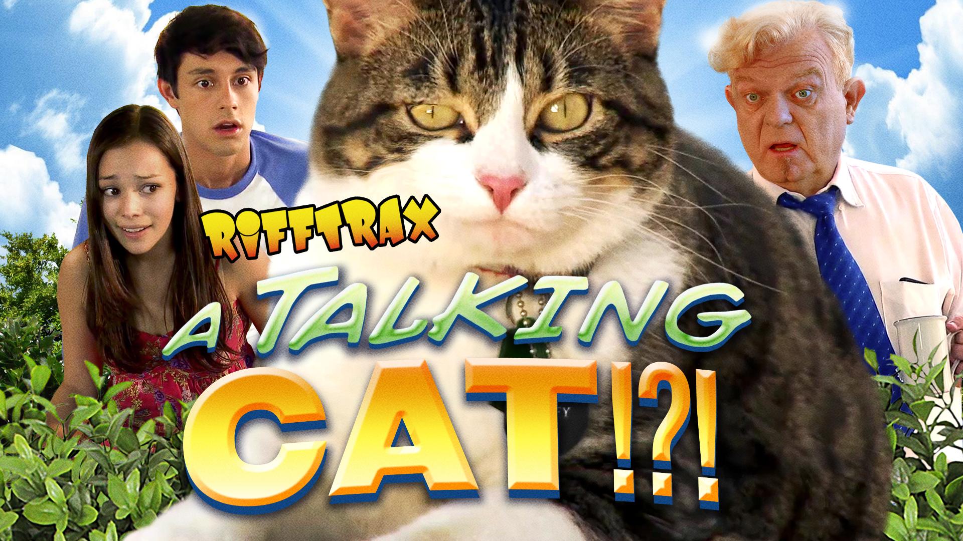 RiffTrax: A Talking Cat!?!