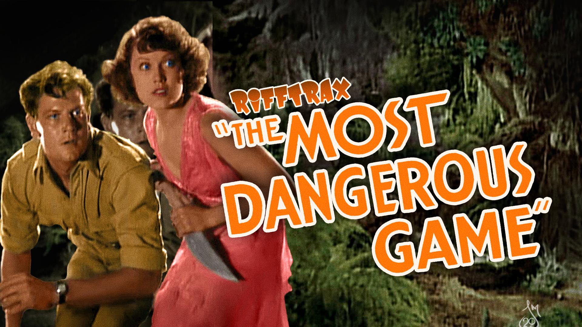 RiffTrax: Most Dangerous Game