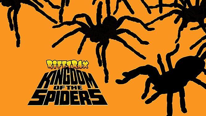 RiffTrax: Kingdom of the Spiders