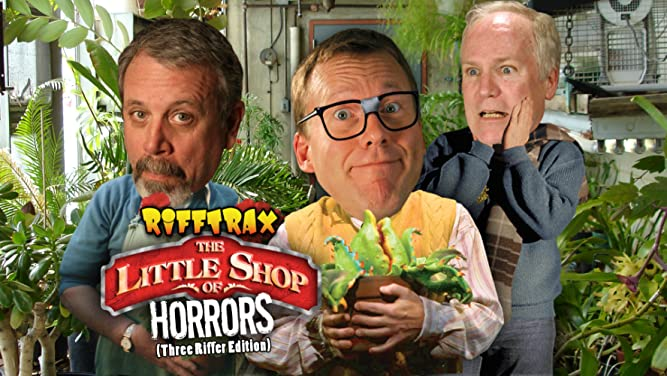 RiffTrax: Little Shop Of Horrors (Three Riffer Edition)