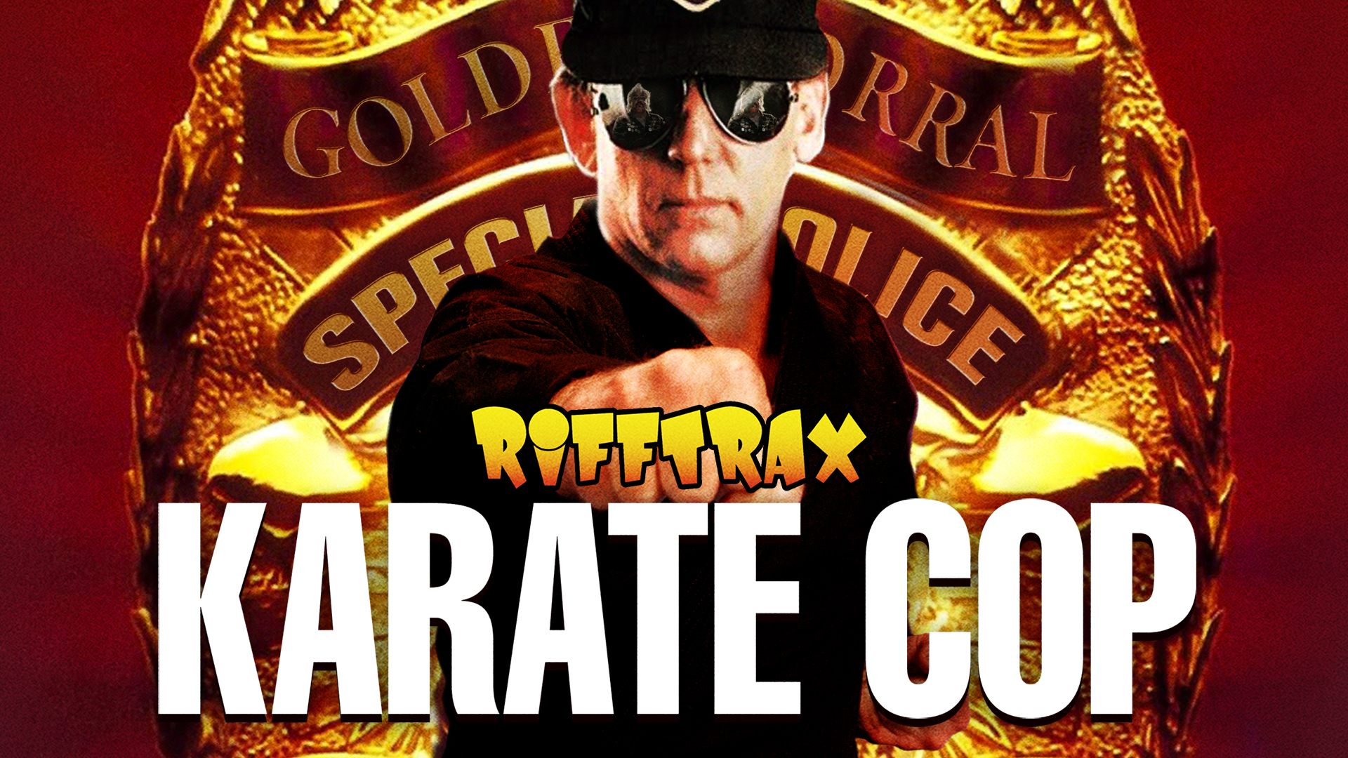RiffTrax: Karate Cop