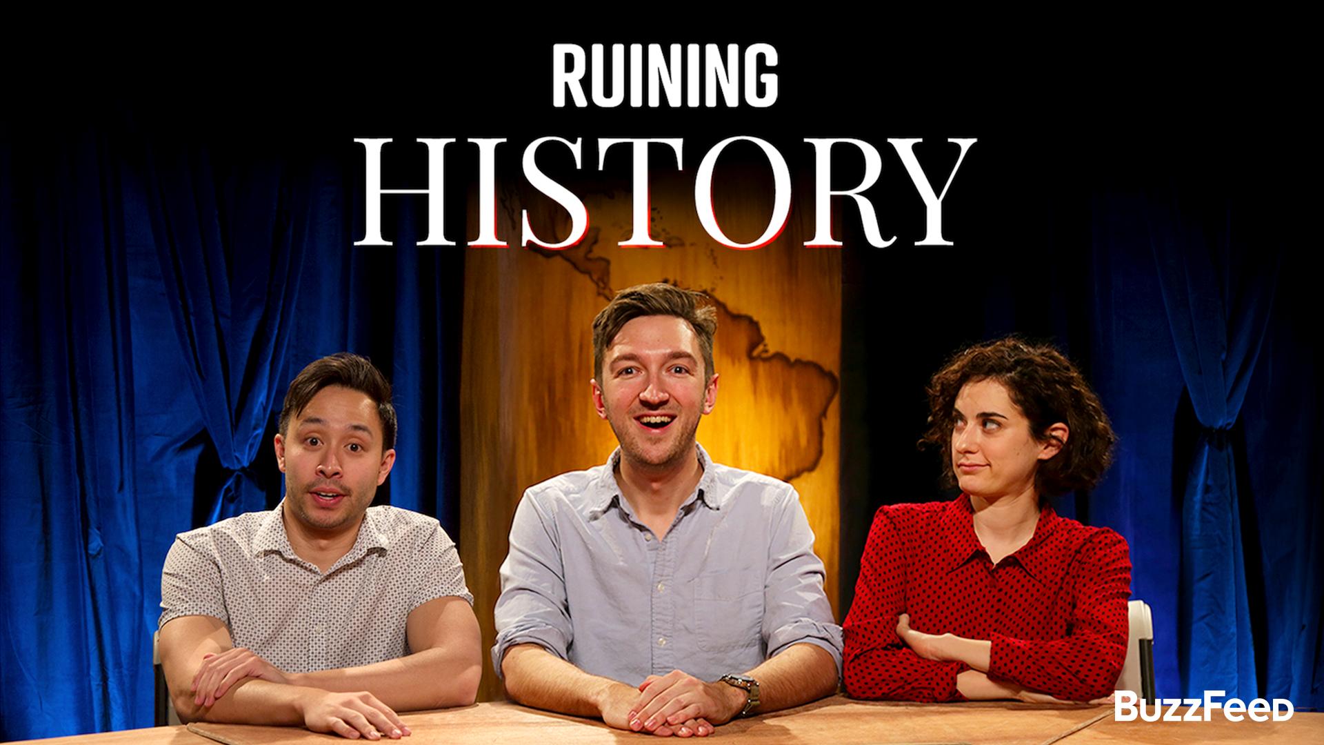 BuzzFeed's Ruining History