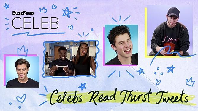 BuzzFeed Celeb: Celebs Read Thirst Tweets
