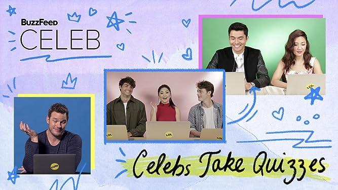 BuzzFeed Celeb: Celebs Take Quizzes