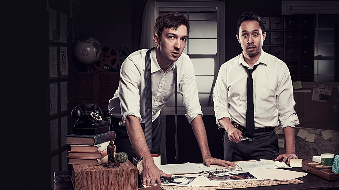 Amazon com: Watch BuzzFeed Unsolved: True Crime | Prime Video