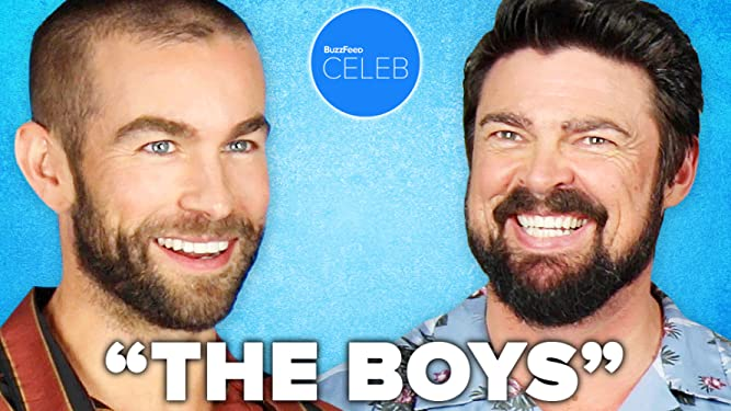 """The Cast Of """"The Boys"""" Plays Who's Who"""