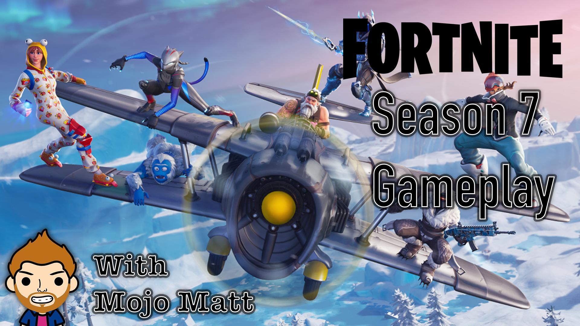 Watch Clip: Fortnite The Red Ninja Season 8 Gameplay | Prime ...