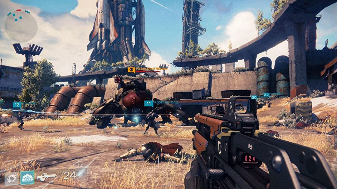 Image result for destiny gameplay