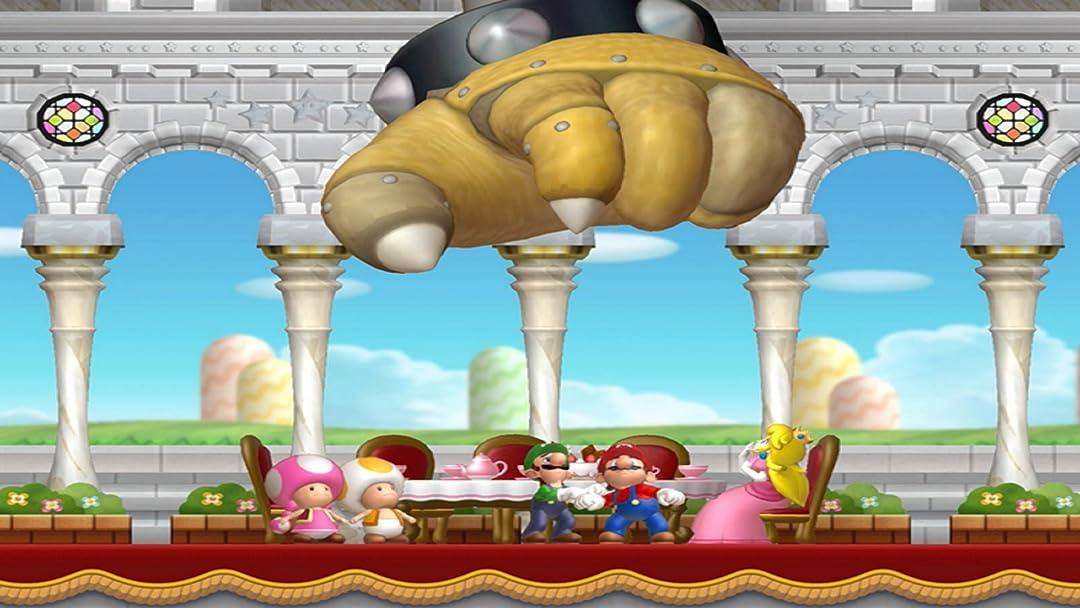 Amazon Com Watch New Super Mario Bros U Deluxe Playthrough With