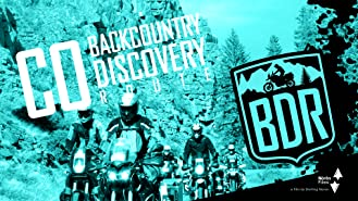 CO Backcountry Discovery Route