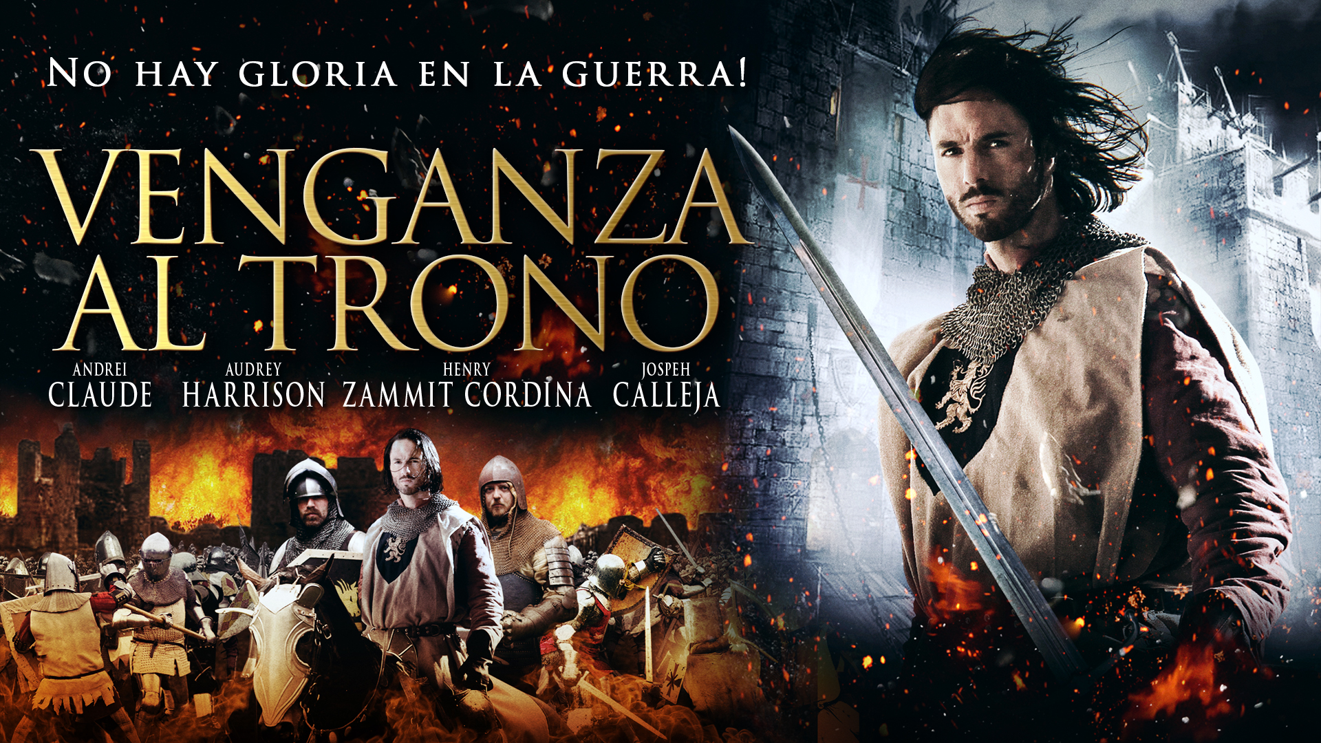 Venganza al Trono (Spanish Avenging the Throne)